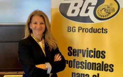 """""""La normativa anticontaminación es una oportunidad de negocio para los talleres de V.I."""" Paz Moreno, BG Products."""