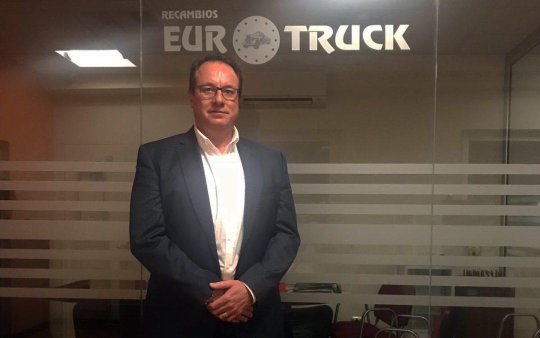 """Mariano Herrero (Eurotruck): """"El taller tiene que cambiar obligatoriamente, tiene que profesionalizarse más"""""""