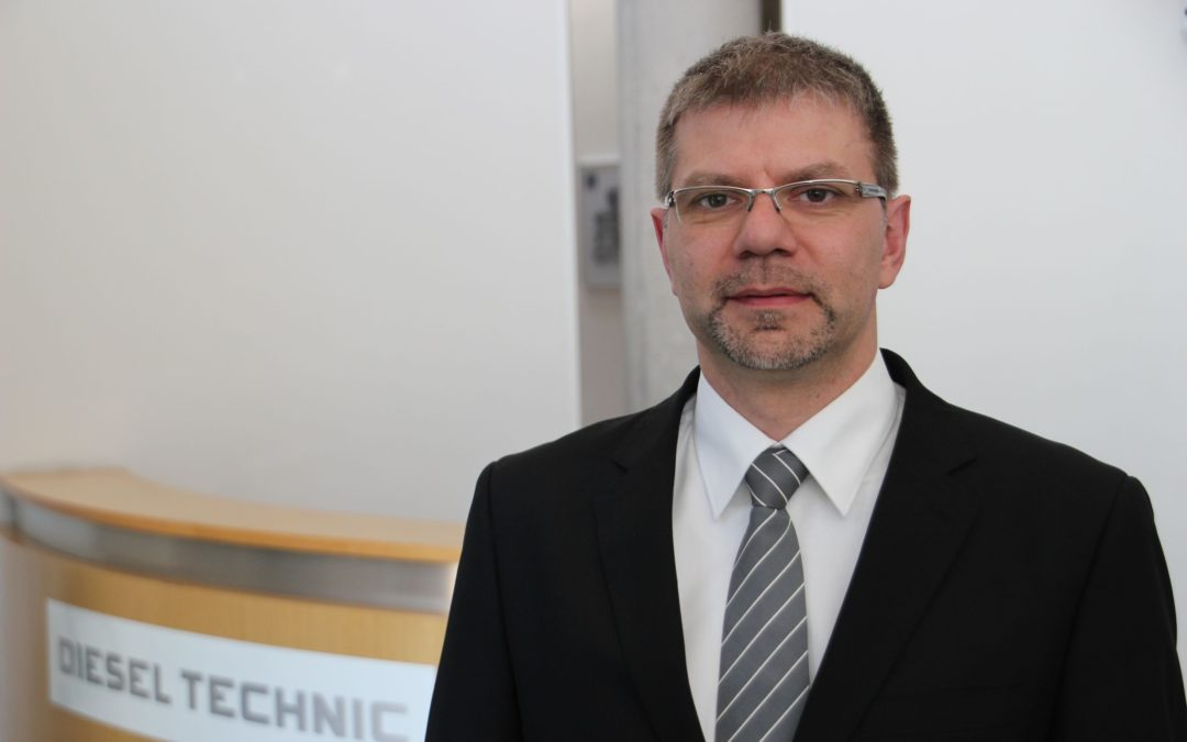 """Martin Ratón (Diesel Technic): """"Uno de los desafíos en el corto/medio plazo será el libre acceso a la información técnica de los vehículos"""""""