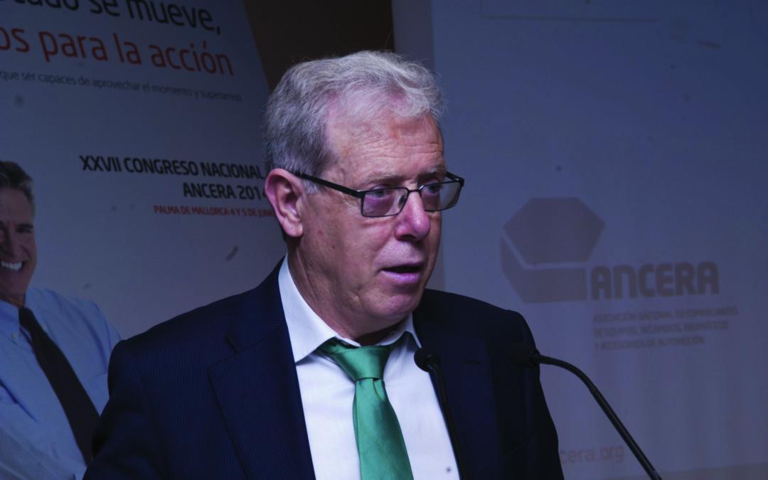 """Miguel Ángel Cuerno (AERVI): """"A medida que avance la tecnología,habrá nuevas reparaciones que darán a la formación una importancia no vista hasta ahora"""""""
