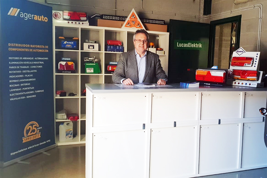 """Protegido: Jose Maria Corchero (Agerauto): """"Si no controlas los costes, los tiempos, los productos… difícilmente serás rentable"""""""