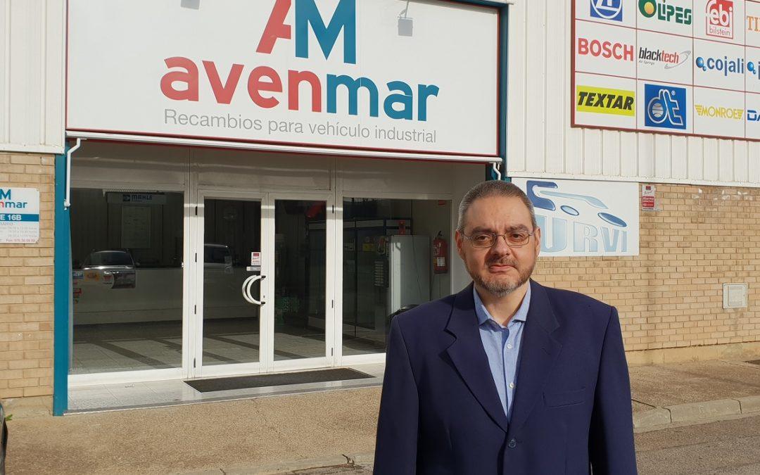 """Martín Castillo (Avenmar): """"Trabajar con socios de futuro, que aporten soluciones y ofrezcan nuevas posibilidades, es importante para toda la cadena de valor"""""""