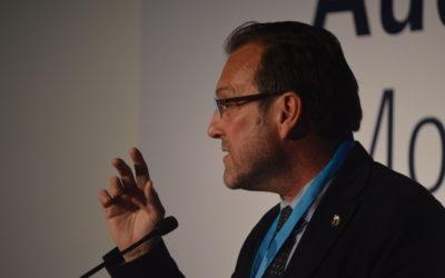 """""""La nueva movilidad obligará al taller de V.I. a invertir en nuevo equipamiento y formación"""", Alberto Camarero (Fundación Corell)"""