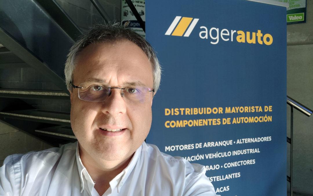 «El taller de V.I. necesita información para diagnosticar de manera eficiente y reparar en tiempo y forma», José Mª Corchero (Agerauto)