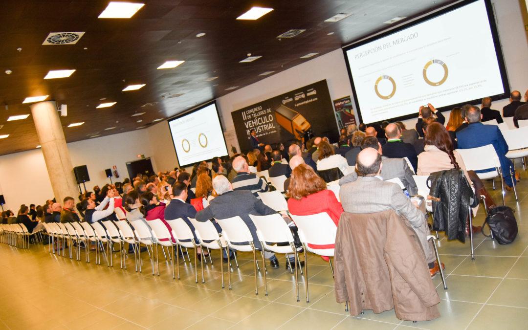 Los talleres de vehículo industrial piden más visibilidad y diálogo entre profesionales, empresarios y asociaciones del sector