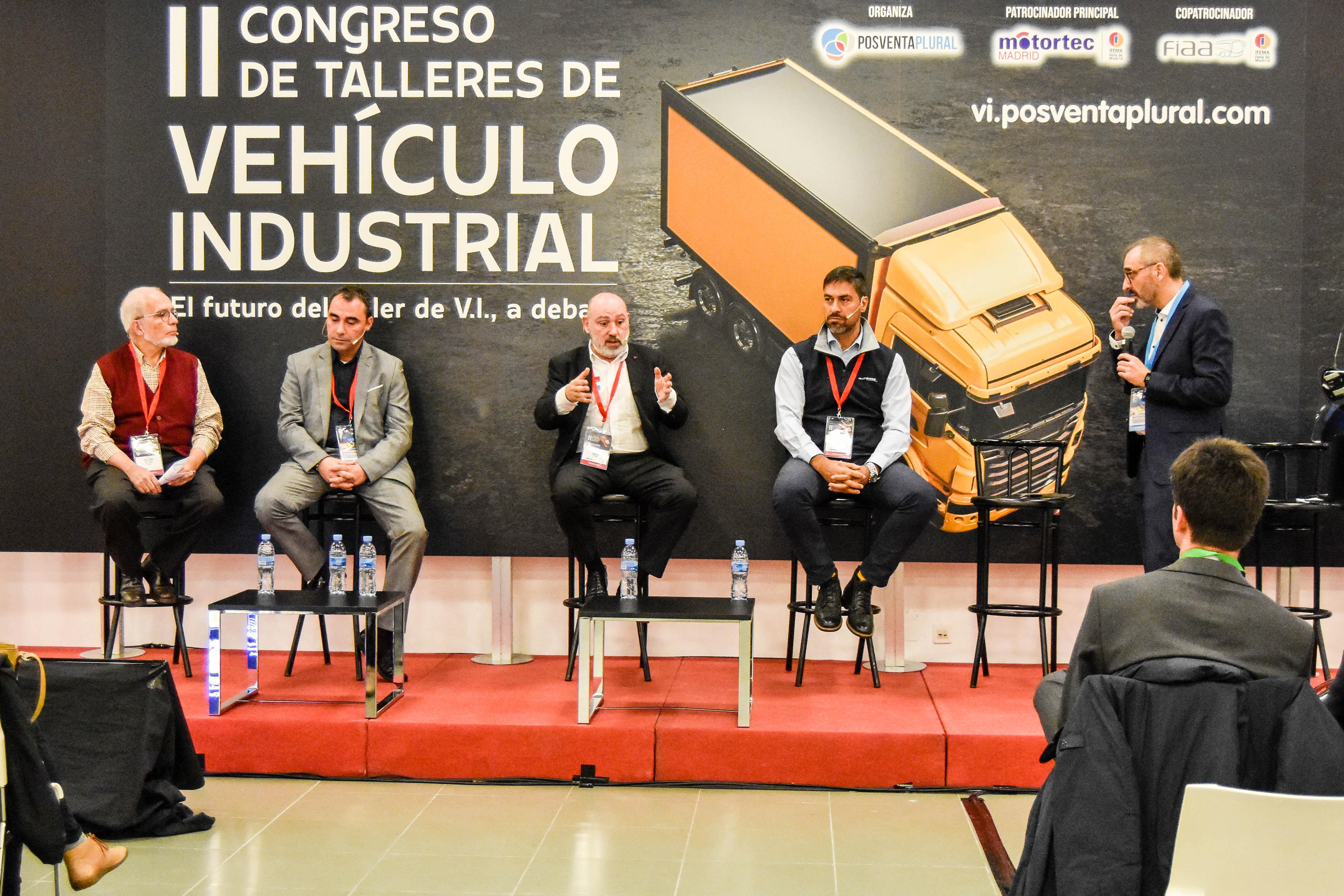 Presentación del informe: «Estudio sobre la percepción que los talleres especialistas tienen de las Redes de Talleres de vehículo industrial». ¿Conocen los talleres de V.I. las Redes? ¿Qué opinan de ellas?