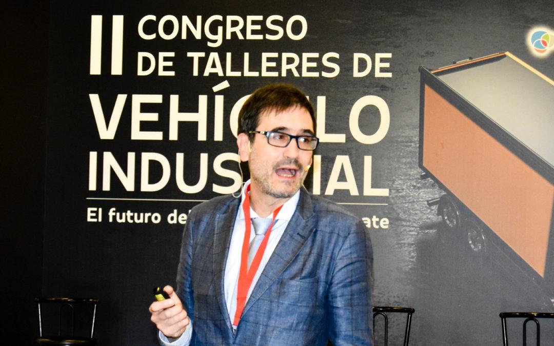 «El negocio de los talleres de V.I. se desacelera pero crece un 0,8%, hasta los 2.241 millones de euros, de enero a septiembre». Enrique Gomez, The Hub Automotive Insights