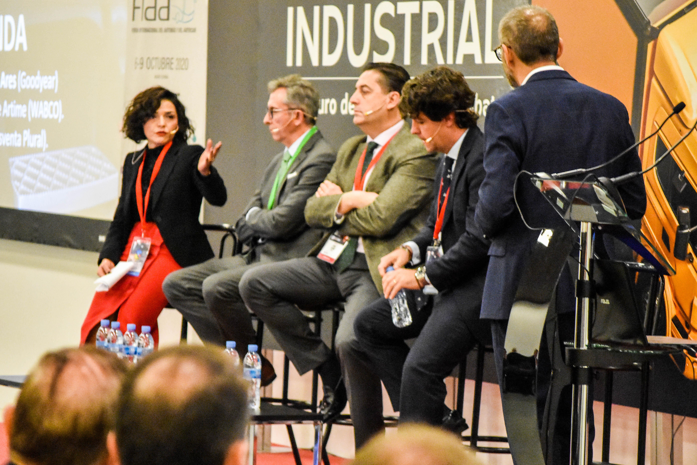 Mesa Redonda: «El valor de las marcas de recambio de V.I., a debate»