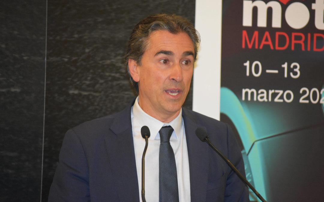 """""""Este Congreso de Talleres de V.I. es sólo un hito más del camino que debe conducirnos a Motortec Madrid 2021"""". David Moneo, director de Motortec Madrid y FIAA"""